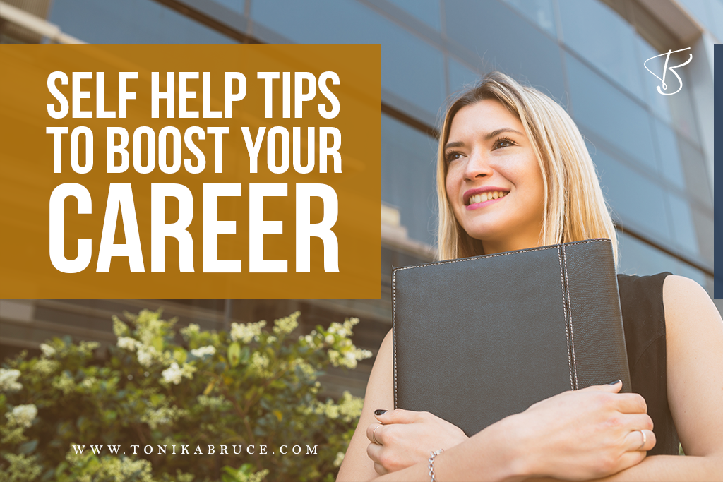 Self Help Tips to boost your career