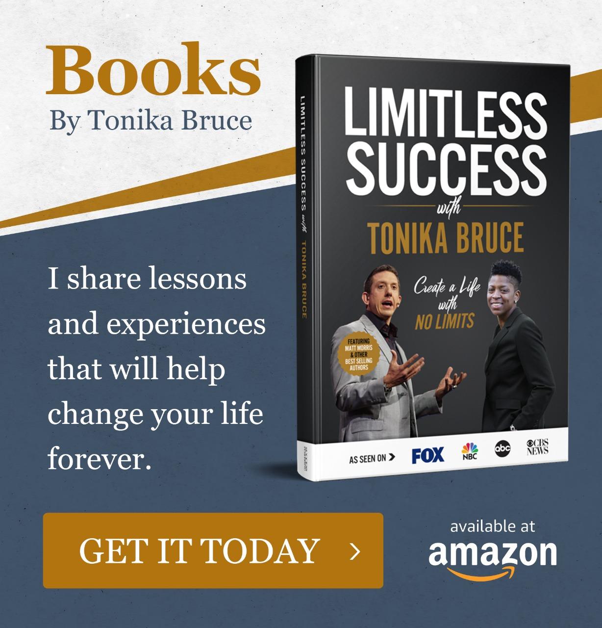 Books by Tonika Bruce