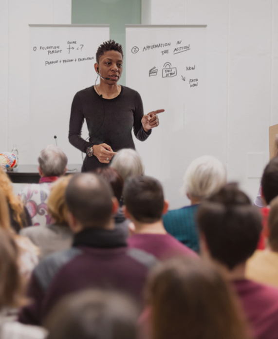 Tonika Bruce Motivational Speaker